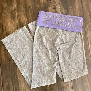 PINK Victoria's Secret yoga legging pant xs